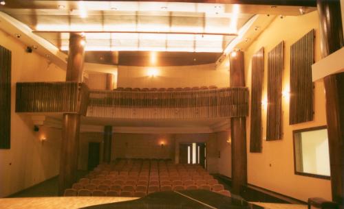 El Auditorio del Conservatorio lleva el nombre de que fue su primera directora