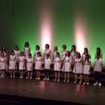 Actuación Coro Conservatorio Valle delNalón