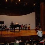 visita al conservatorio, concierto didáctico 016