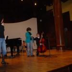 visita al conservatorio, concierto didáctico 022