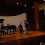 visita al conservatorio, concierto didáctico 026