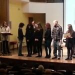 21-11-2013 - Santa Cecilia: Entrega de Diplomas
