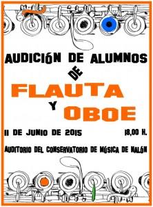 audicion flauta 11-06-15