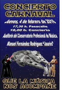 cartel carnaval 2015-2016