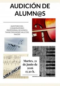 Audicion 21-06-2016 17,30