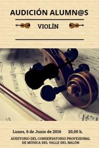 audicion violin 6-06-2016