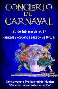 concierto de carnaval 2017