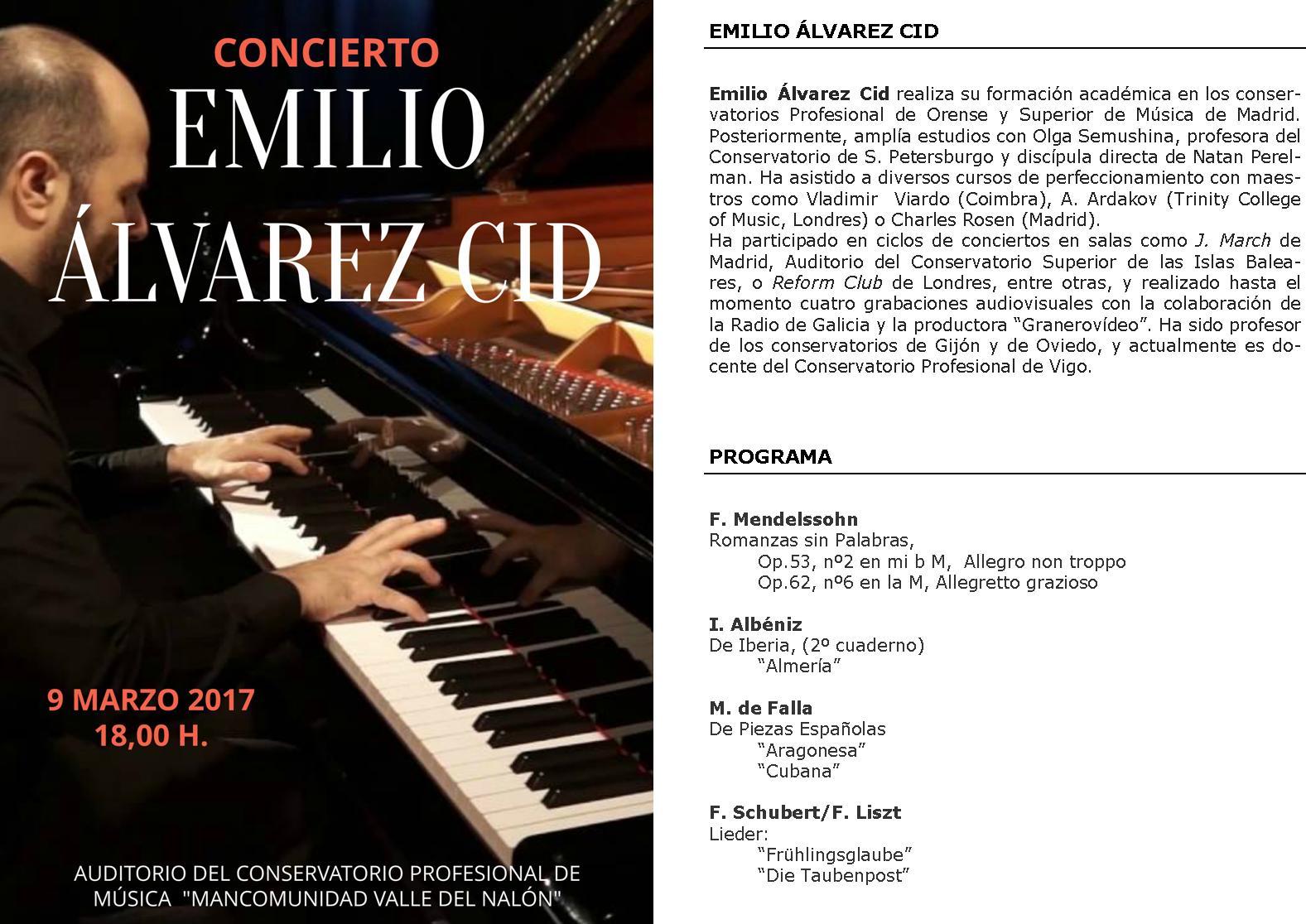 Encantador Plantilla De Programa De Recital De Música Inspiración ...