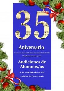 Audiciones diciembre 2017 todas