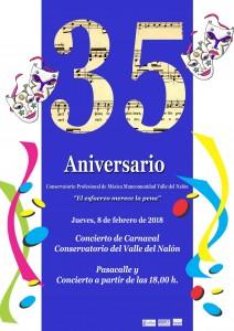 Concierto Carnaval 8-02-2018