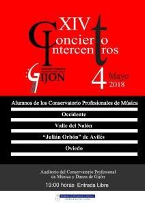 PROGRAMA DE CONCIERTO GIJON