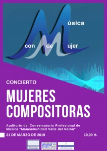 mujeres compositoras