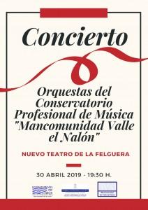 Concierto Orquestas
